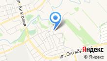 Регистрационно-экзаменационный отдел ГИБДД г. Новоалтайска на карте