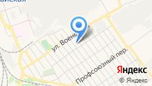 al capone - Сауна, Суши бар на карте