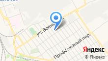 Алтай-Клининг на карте