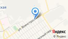 Современная гуманитарная библиотека на карте