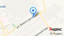 СГБ на карте