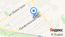 Центральная библиотека г. Новоалтайска на карте