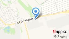 Русский овощ на карте