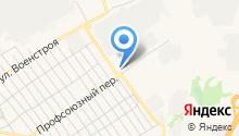 Новоалтайскдорстрой на карте