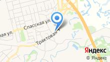 Детско-юношеский центр г. Новоалтайска на карте