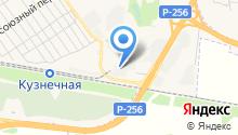 НЗМК на карте