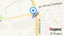 Алтайкровля, ЗАО на карте