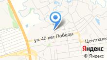 Тадтаев Т.А. на карте