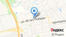 Ас-Студия на карте