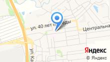 Аптеки Алтая на карте