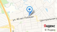 Березовская поселенческая библиотека на карте