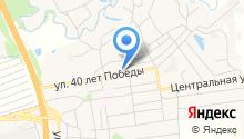 Участковый пункт полиции №1 ОМВД России по Первомайскому району на карте