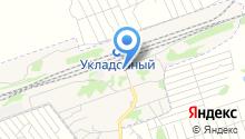 Автокомплекс на ул. Энгельса на карте