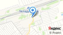 Расчетно-кассовый центр г. Новоалтайск на карте