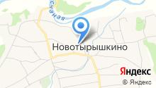 ЭкоСторой на карте