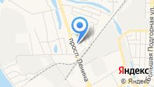 GranDecor на карте