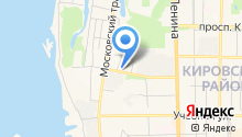 Chillout Zone на карте