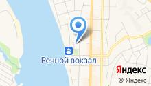 KRESLO на карте