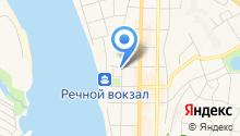 Hella на карте