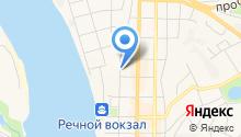 DRIVER на карте