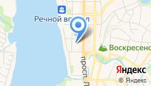Indevision на карте