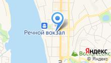 InHome на карте