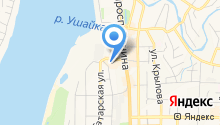 ME на карте