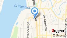 InterSmart на карте
