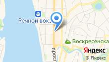 Сибирское бистро на карте