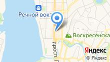 Томская митрополия Русской Православной Церкви на карте