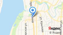 Karandash Comic Store на карте