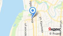 Детская школа искусств №1 им. А.Г. Рубинштейна на карте