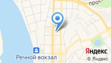 Адвокат Карышева П.С. на карте