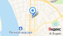 Адвокатские кабинеты Кулешова С.В. и Кулешовой Л.Н. на карте