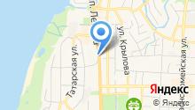Детская стоматологическая поликлиника №1 на карте