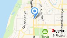 Букетная лавка на карте