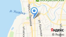 Ezar.ru на карте