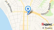 PLEXOR на карте