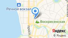 Espresto на карте