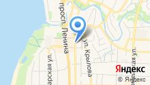 Darina Shaferova на карте