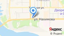 Pizza.ru на карте