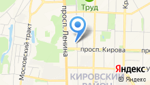 Express на карте
