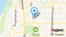 Instar Logistics на карте