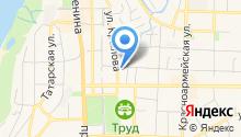 My Time на карте