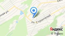 Белокурихинский контрольно-ветеринарный пункт на карте
