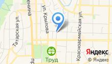 Friday на карте