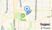 1 Сервис на карте