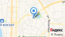 Зоркальцевская на карте