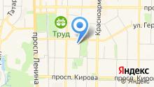 Фабрика на карте