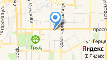 OnlineTur.ru на карте